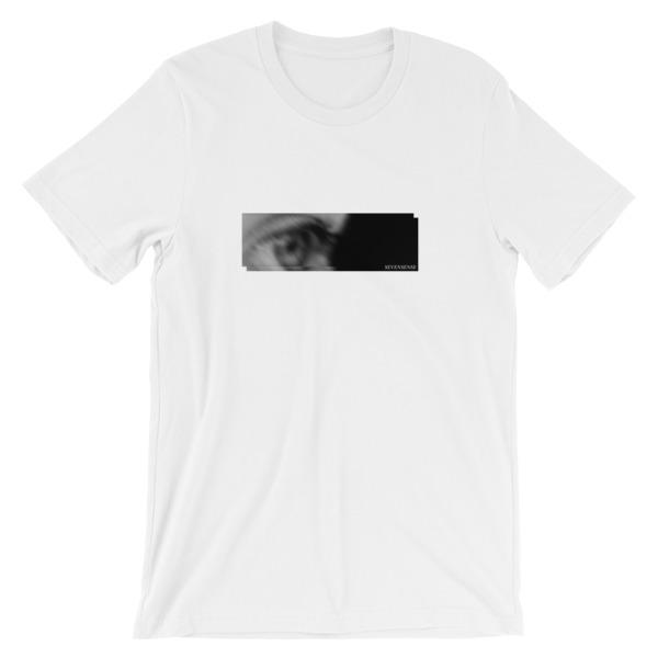 Vision Blurry Streetwear T Shirt Sign FTK1Jlc3